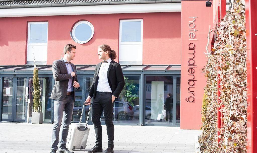 Hotel Amalienburg Munchen 3 Unterkunft Pasing Obermenzing